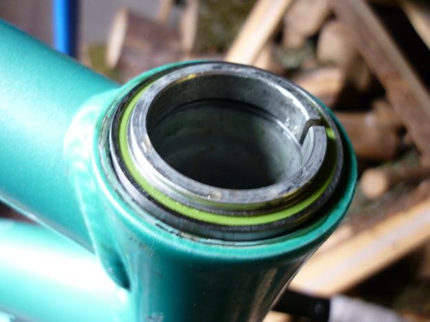 new bearings