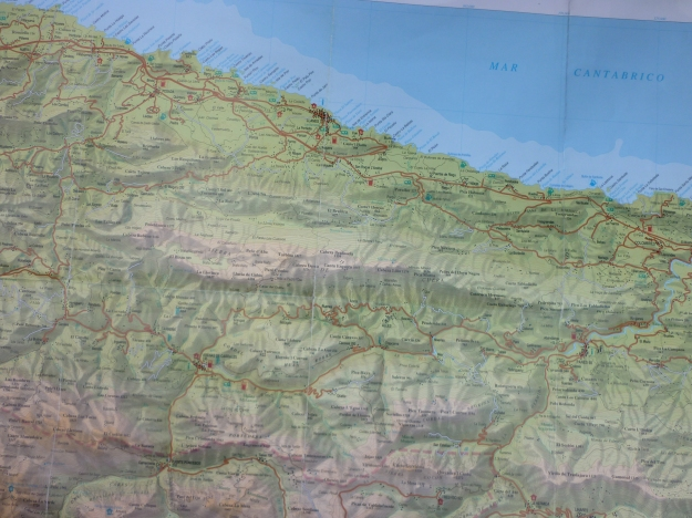 The area around us, Picos de europa