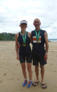 Celia Boothman, Triathlon Qualifications and Results