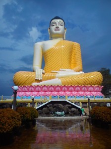 160ft sitting buddha