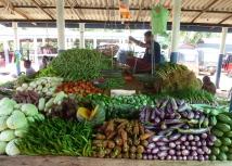 More fresh produce